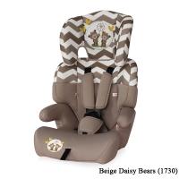 Автокресло Lorelli Junior (от 9 до 36 кг) Бежевый / Beige Daisy Bears 1730