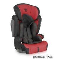 Автокресло Lorelli Omega sps (от 9 до 36 кг) Красно-черный / Red&Black 1733
