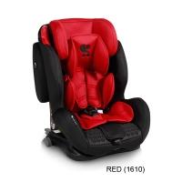 Автокресло Lorelli Titan SPS Isofix (от 9 до 36 кг) Красный / Red 1610