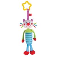 """Подвесная игрушка-колокольчик Happy Baby """"Кот"""" 330350"""