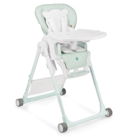 Стульчик для кормления Happy Baby Wiiliam V2 BLUE