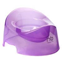 Горшок детский Happy Baby purple 34001