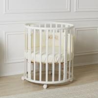 Кроватка детская Incanto Mimi 7 в 1 БЕЛЫЙ