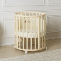 Кроватка детская Incanto Mimi 7 в 1 СЛОНОВАЯ КОСТЬ