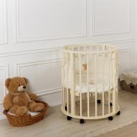 Кроватка детская Incanto GIO 8 в 1 СЛОНОВАЯ КОСТЬ