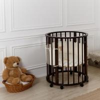 Кроватка детская Incanto GIO 8 в 1 ВЕНГЕ