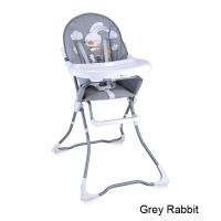 Стульчик для кормления Lorelli Candy Серый / Grey Rabbit 1706