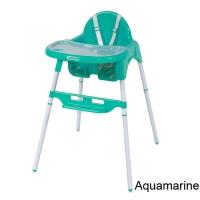 Стульчик с регулировкой по высоте Lorelli Amaro Aquamarine 0004