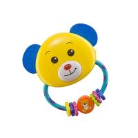 Музыкальная погремушка-прорезыватель Happy Baby