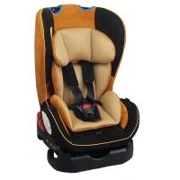 Автокресло Kubee Comfort SD (0-18 кг) Orange & Black
