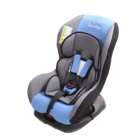 Автокресло 0-18 кг BAMBOLA Bambino серый/голубой KRES0692