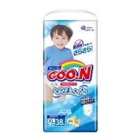 Трусики для мальчиков Goon (Гун), р-р XL, от 12 до 20 кг, 38 шт