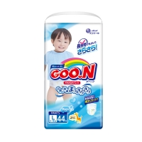 Трусики для мальчиков Goon (Гун), размер L, от 9 до 14 кг, 44 шт