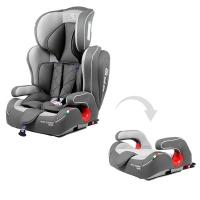 Автокресло Sweet Baby Gran Turismo SPS isofix (от 9 до 36 кг) Grey