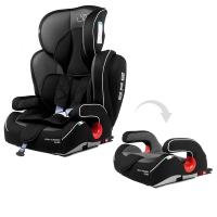 Автокресло Sweet Baby Gran Turismo SPS isofix (от 9 до 36 кг) Grey-Black