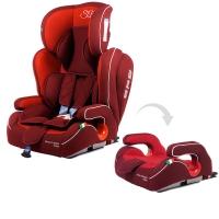 Автокресло Sweet Baby Gran Turismo SPS isofix (от 9 до 36 кг) Red/Красный
