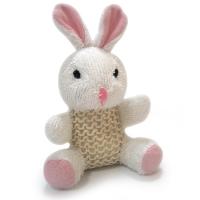 Мочалка детская (хлопок, сизаль) в форме мягких игрушек, арт. 5225, Сказка