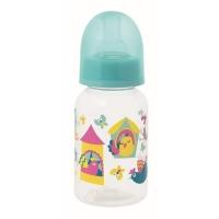 Бутылочка с силиконовой соской 125 мл, 0+, Мир детства 11214