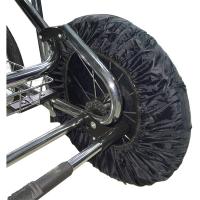 Чехлы на колёса большого диаметра для прогулки (D=35,5 см) Bambola