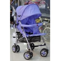 Коляска-трость с чехлом на ножки Baby Care CityStyle (Violet)