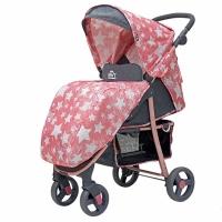 Прогулочная коляска Rant KIRA Plus Stars (Pink)