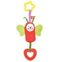 Подвесная игрушка-колокольчик Happy Baby Бабочка 330351