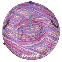 Тюбинг (оболочка, камера, упаковочная сумка) D110 см, ЗИГ-ЗАГ сн030.110