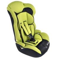 Автокресло 9-36 кг Bambola PRIMO Черно/Зеленый KRES2322