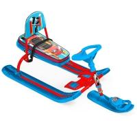 Снегокат Тимка спорт 4 со складной спинкой